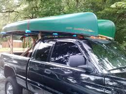 Build It Yourself Kayak Rack, Truck Canoe Rack | Trucks Accessories ...