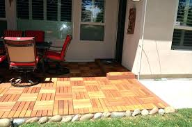 wood instant patio on grass uk deck tiles over image of design outdoor flooring how to
