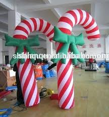 Large Candy Cane Decorations Candy Cane Decorations Candy Cane Centerpiece Diy Large Candy Cane 20
