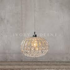 crystal pendant lighting. Pendant Light Round Ball Lily Crystal Lighting D
