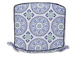 Charming 18 X 20 Outdoor Seat Cushions Dining Chair Cushions