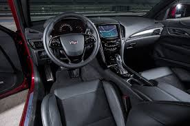 2018 cadillac ats interior. brilliant 2018 2018 cadillac atsv interior on cadillac ats best american cars