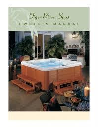 Tiger River Spas Olympic Hot Tub Company
