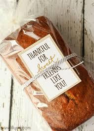 Harris Sisters GirlTalk: Free Thanksgiving Printables - thankful for sweet  friends like you bread label for hostess gift | Homemade Gift Ideas |  Pinterest ...