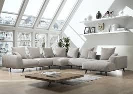 Grosses Sofa U Form
