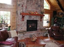 Marvelous Outdoor Fieldstone Fireplace Pictures Decoration Inspiration