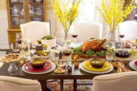 le image thanksgiving party mes table decor room