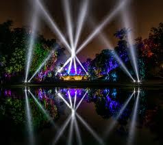 nightgarden at fairchild tropical botanic garden includes elation fixtures