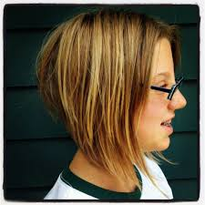 Short Haircuts For Round Faces Simple