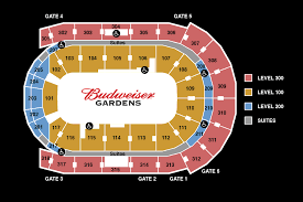 Uncommon Budweiser Gardens Seating Chart Rows 2019