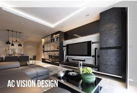 HDB BTO 5-Room 3D Ideas - Interior Design Singapore | Living & Dining |  Pinterest | Interiors, Room and Living rooms