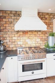 stone veneer kitchen backsplash. Wonderful Stone Full Size Of Kitchen Backsplashamazing Charming Faux Brick Backsplash In  And Interior Large  With Stone Veneer
