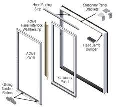 fancy sliding screen door parts with 0 series perma shield patio door parts accessories