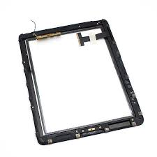 for ipad 1 1st gen 3g front frame touch panel touch screen digitizer assembly