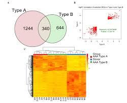 Aaa 2 Venn Diagram Identification Of Key Genes Associated With The Human
