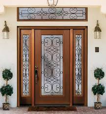 front doors lowesFiberglass Entry Doors With Sidelights At Lowes