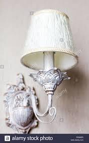 Vintage Kronleuchter Eine Antike Lampe Im Inneren Alten