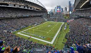 Centurylink Field Seattle Seahawks Football Stadium