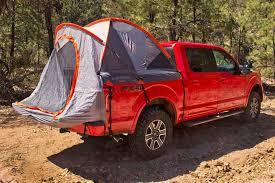 Truck Camping 101 Bed Tent Walmart Diy Gear List Camper Fold Out ...