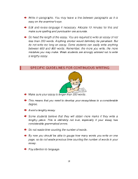 guidelines on writing english essays spm 39