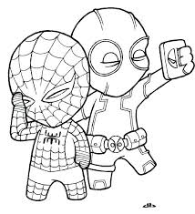 Mini Coloring Pages Awesome Coloring Pages Venom Print Kids N Of