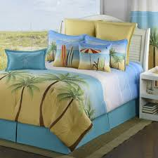 delectably yours com palm coast tropical bedding comforter or duvet bed set by victor