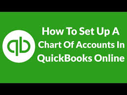 Retail Chart Of Accounts Quickbooks Lesson 12 How To Set Up A Chart Of Accounts In Quickbooks Online