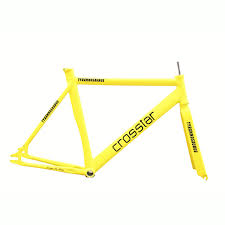 Online Shop <b>fixed gear bike</b> frame <b>54cm</b> 58cm 60cm TYRANS T1 ...