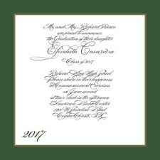 Formal Graduation Announcement Formal Graduation Announcement Magdalene Project Org