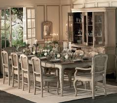 Modern Dining Room Table White Modern Stained Iron Candle Holder - Oversized dining room tables