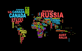 43 Best Inspirational High Quality World Map Backgrounds