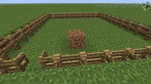 minecraft gate design. Exellent Design Minecraft Animal Pen Inside Gate Design E