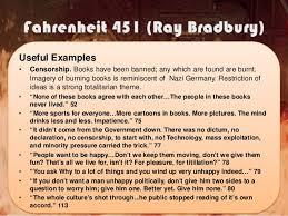 example of fahrenheit theme essay fahrenheit 451 theme essay