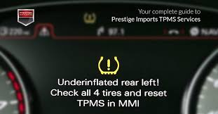 Your Guide To Porsche And Audi Tpms Services For Denver Drivers
