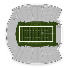 Wake Forest Stadium Seating Chart Wake Forest Demon Deacons Football Seating Chart Map