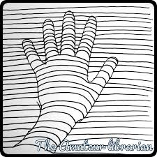 Small Picture Perfect Optical Illusion Coloring Pages 13 In Coloring for Kids