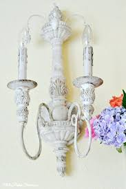 french country sconces white iron french country sconce from french country candle holder