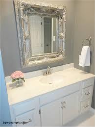 Diy Bathroom Mirror Frame Ideas 3greenangelscom