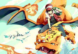 Pokemon Red Trainer Wallpapers ...