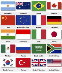 It's just one of many flag colouring pages here at activity village! Flags Of Group Of Twenty G20 Member Countries Free Printable Worksheets For Kids