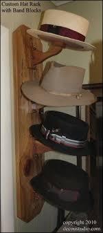 hat display hat rack diy hat rack