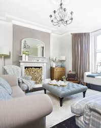 Neutral Living Room Decorating Ivory And Natural Wood Living Room Living Room Decorating Ideal