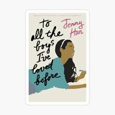 Teenage fantasy is to all the boys' vibranium, the inexhaustible resource that fuels all manner of cute hijinks. To All The Boys I Ve Loved Before Book Cover Art Board Print By Kkuehl8 Redbubble