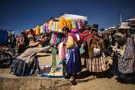 Resultado de imagem para fotos da Bolívia