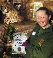 Happy Birthday, Josie – Dudley Zoo and Castle