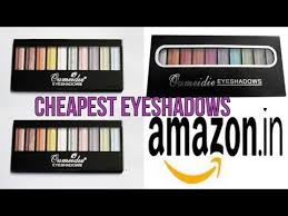 est 150rus eye shadow palette in india review qumei eye shadow amazon india