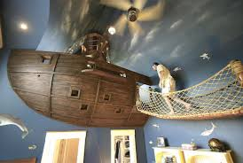 ... Cool Stuff For Bedroom Modern Cool Interior Design: Pirate Themed  Bedroom | Spot Cool Stuff ...