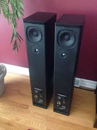 definitive technology tower speakers. definitive technology bp 2004 bipolar towers speakers tower