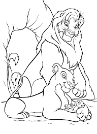 Small Picture Nala Coloring Pages fablesfromthefriendscom