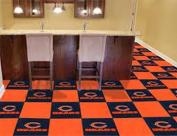 nfl carpet tiles nfl carpet squares chicago bears nfl 18 x 18 carpet tiles